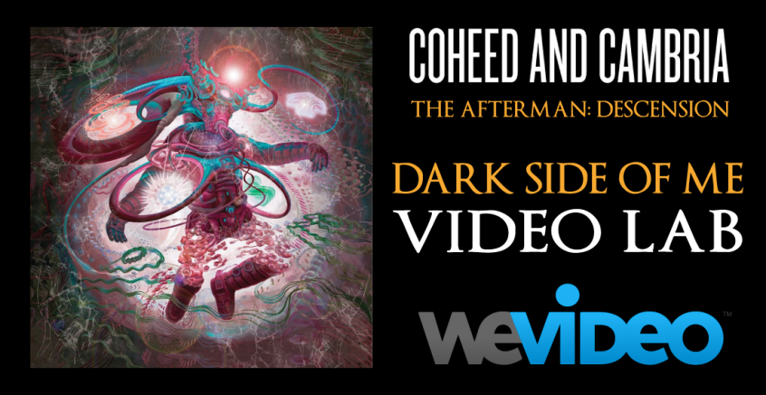 """Permalink to: """"WeVideo Dives Into Music Promotion with Coheed and Cambria's """"Dark Side of Me"""""""""""