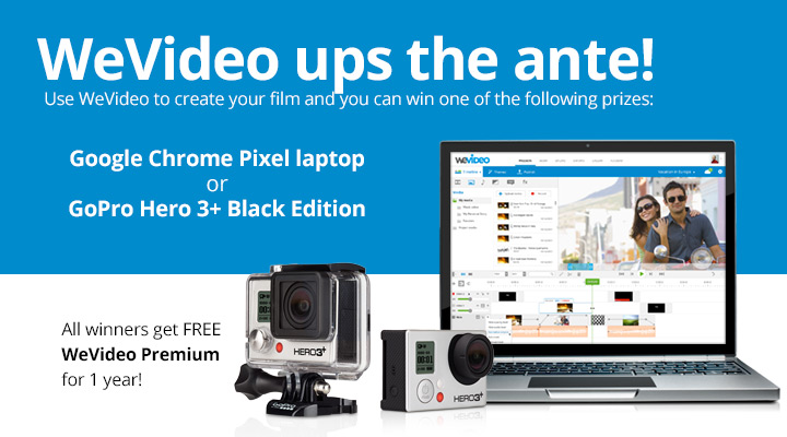 "Permalink to: ""WeVideo supports White House K-12 Film Festival with additional prizes!"""
