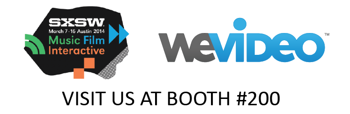 """Permalink to: """"Meet WeVideo at SXSW – Booth #200"""""""
