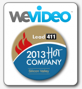 WeVideo Wins Hottest Company in Silicon Valley Award