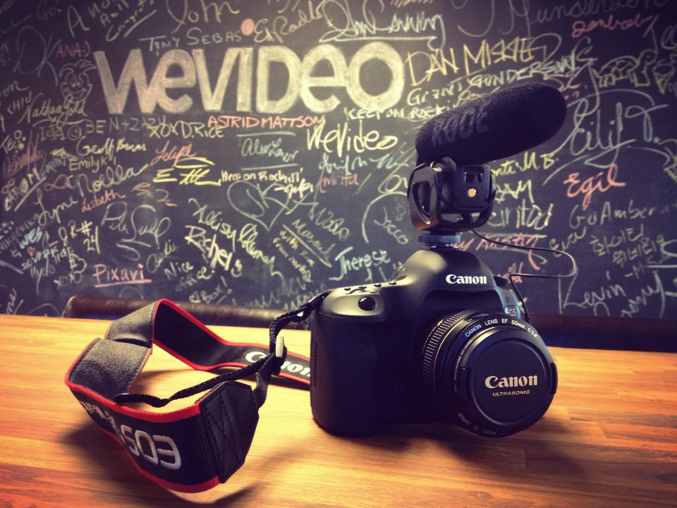 WeVideo Video Creation Gear