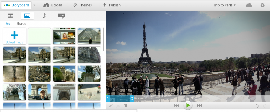 "Permalink to: ""WeVideo 3.2 Brings New Functionality and Ease-of-Use"""