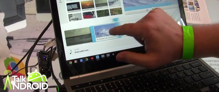 """Permalink to: """"Demo of Chrome-Packaged WeVideo App at Google I/O"""""""