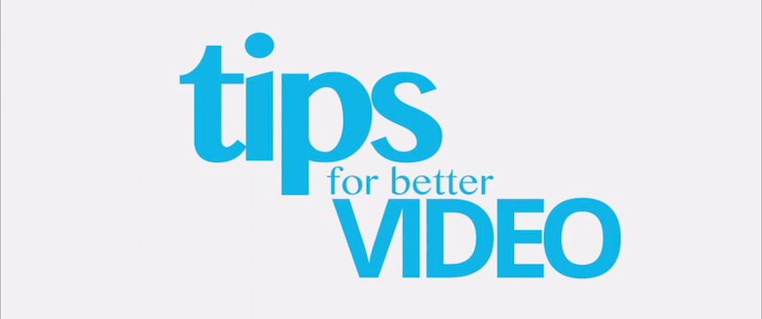 "Permalink to: ""3 Tips to Record Better Videos"""