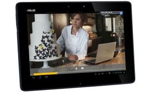 video on tablet devices