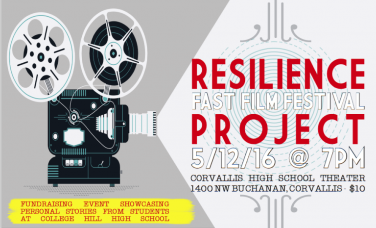 """Permalink to: """"Resilience Project"""""""