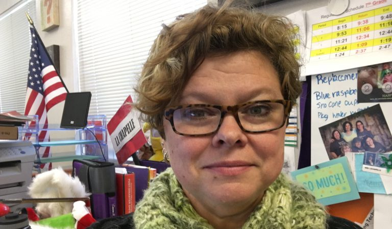 "Permalink to: ""Educator of the Month: Dana La Chapelle"""