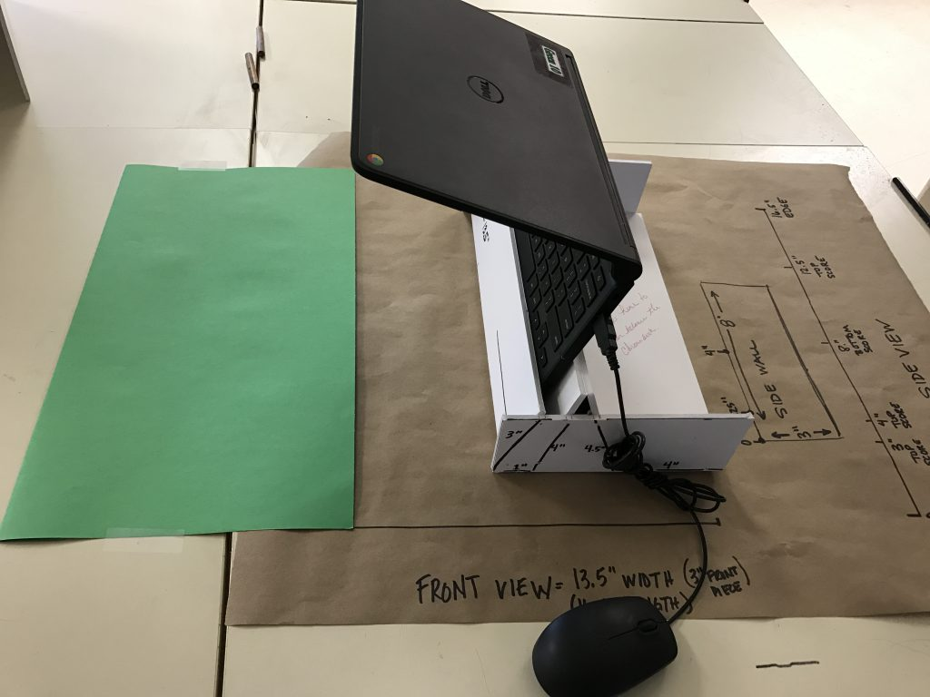 Chromebook Stand
