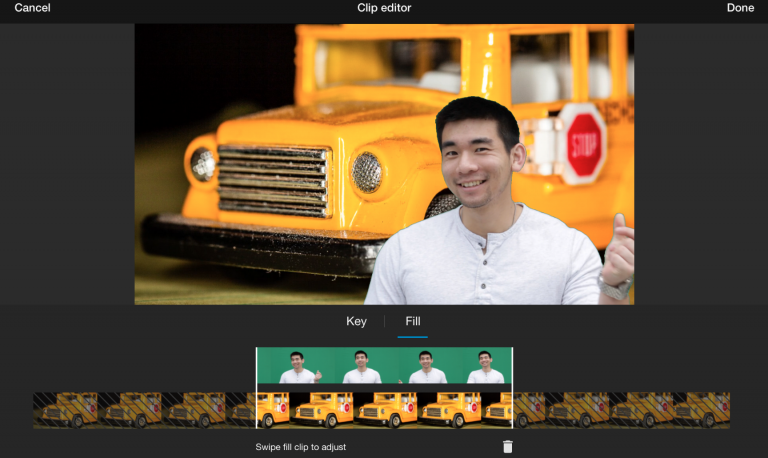 "Permalink to: ""WeVideo Green Screen for iPads and iPhones Unleashes Imagination"""