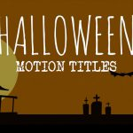 Halloween Motion Titles