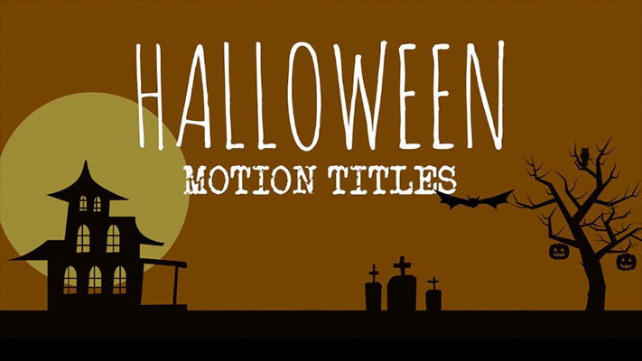 """Permalink to: """"Put Your Halloween in Motion!"""""""