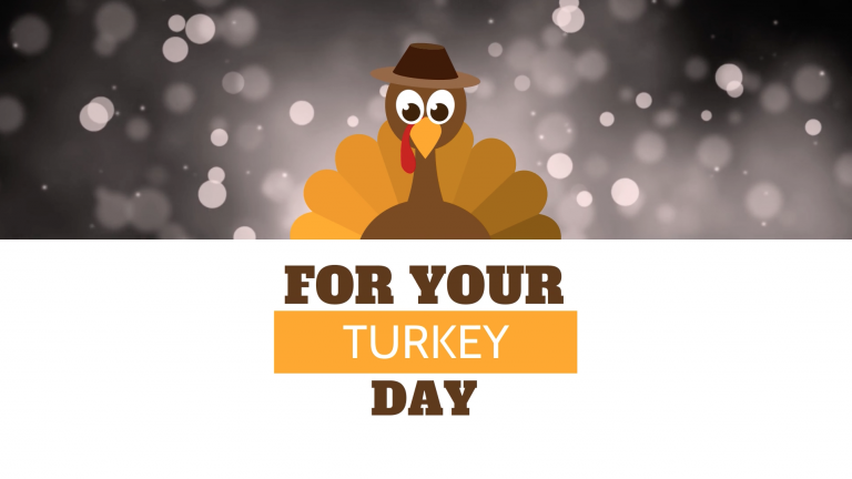 """Permalink to: """"Gobble, Gobble, It's Time to Get Moving, Moving on Thanksgiving"""""""