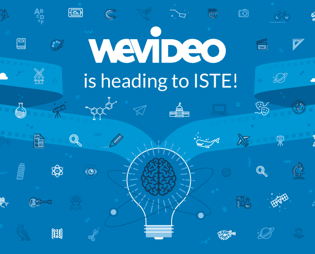 """Permalink to: """"WeVideo is heading to ISTE18!"""""""