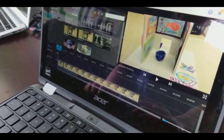 """Permalink to: """"Video creation enhances project-based learning at The Langley School"""""""