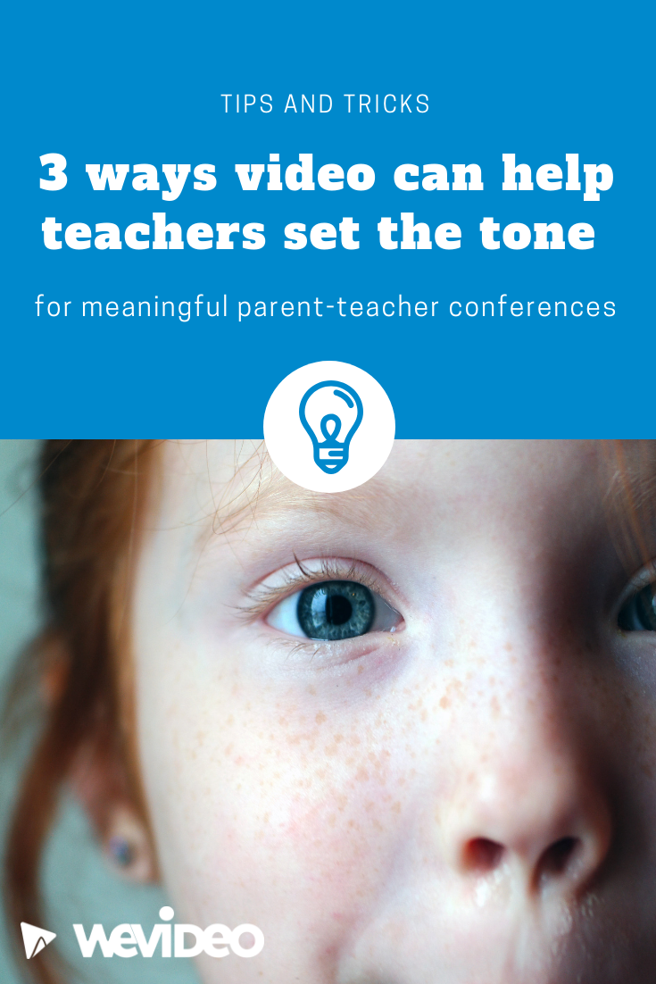 "Permalink to: ""3 ways video can help teachers set the tone for meaningful parent-teacher conferences"""