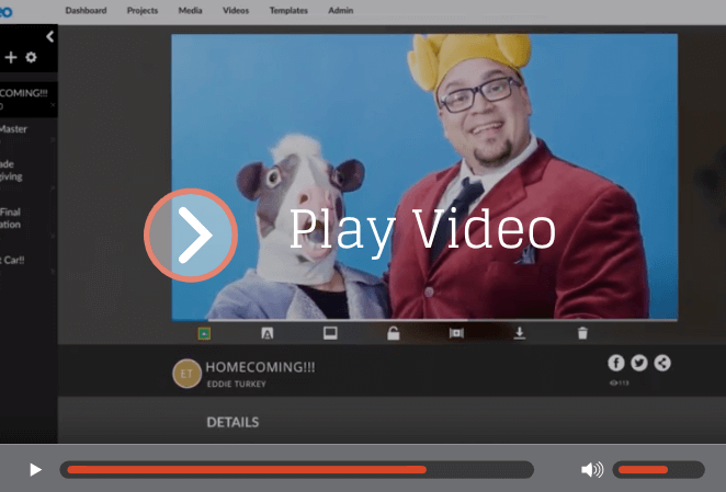 """Permalink to: """"Video Newsletter: A cozy time for reflection with WeVideo Galleries, November 2018"""""""
