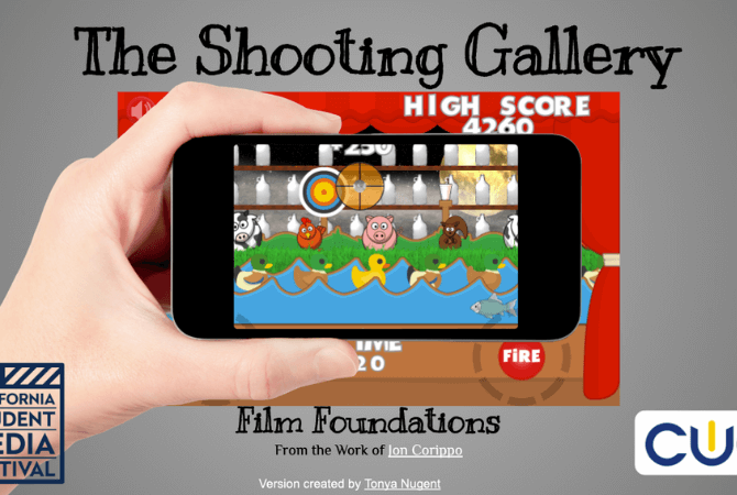 The Shooting Gallery
