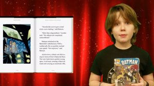Spice up book reports with green screen