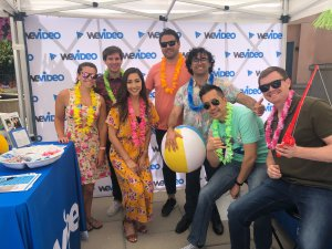 WeVideo at Mountain View Chamber of Commerce 5th Annual Technology Showcase