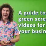 A guide to green screen videos for business