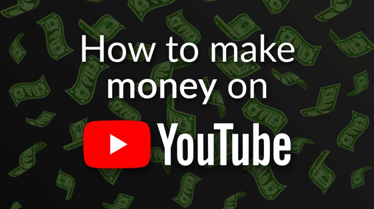 """Permalink to: """"How to make money on YouTube"""""""