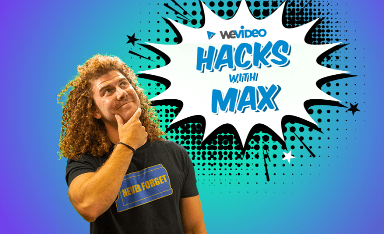 "Permalink to: ""Video hacks with Max"""