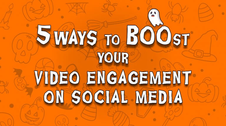 """Permalink to: """"5 Ways to BOOst your video engagement on social media"""""""