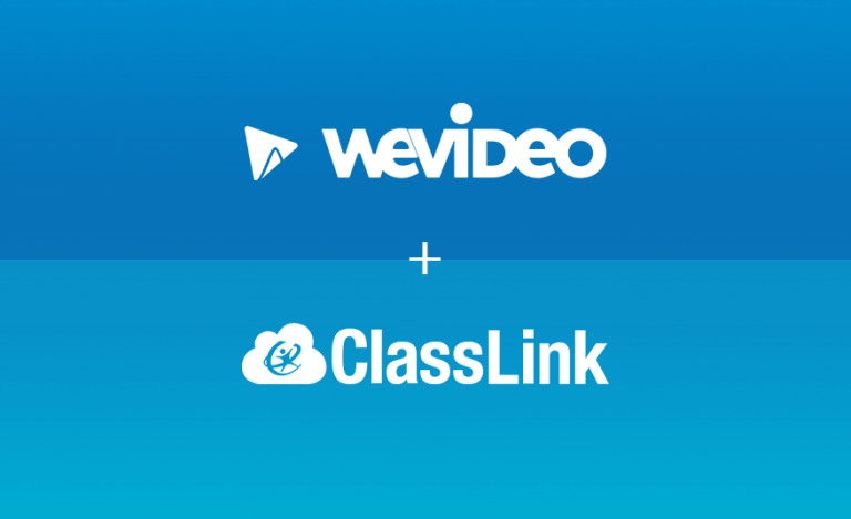 "Permalink to: ""WeVideo partners with ClassLink on SSO integration"""