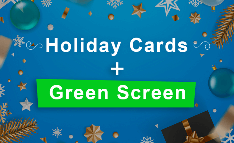"""Permalink to: """"Create holiday magic with green screen and WeVideo"""""""