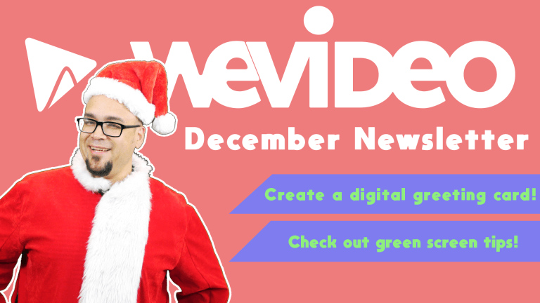 "Permalink to: ""Video newsletter: Get creative in the classroom with green screen"""