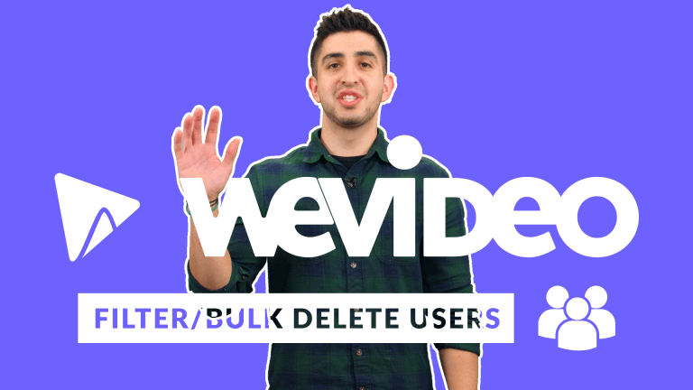 """Permalink to: """"Product update: WeVideo provides admins ability to update user list in bulk"""""""