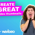 Create great video thumbnails