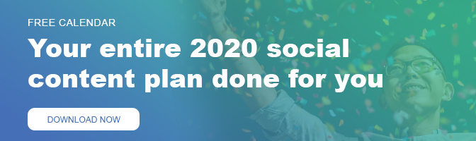 Your entire 2020 marketing plan done for you