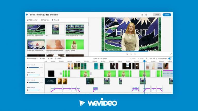 "Permalink to: ""Coming soon: The new WeVideo for Schools"""