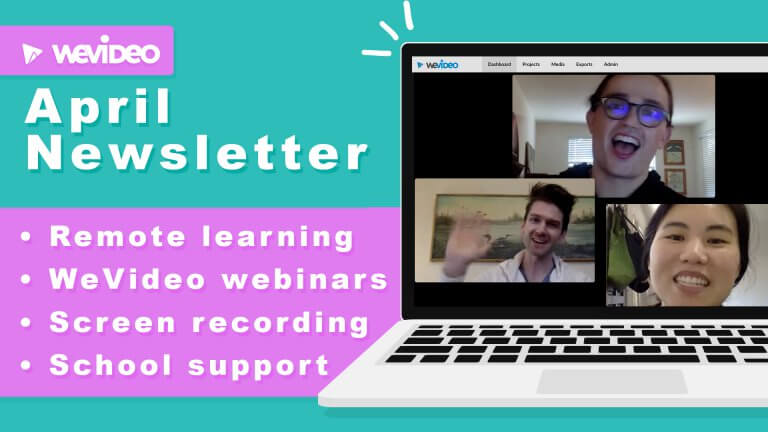 """Permalink to: """"Video newsletter: Focusing on remote learning"""""""