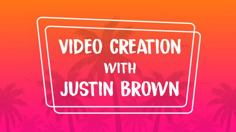 """Permalink to: """"Video creation tips with Primal Video's Justin Brown"""""""