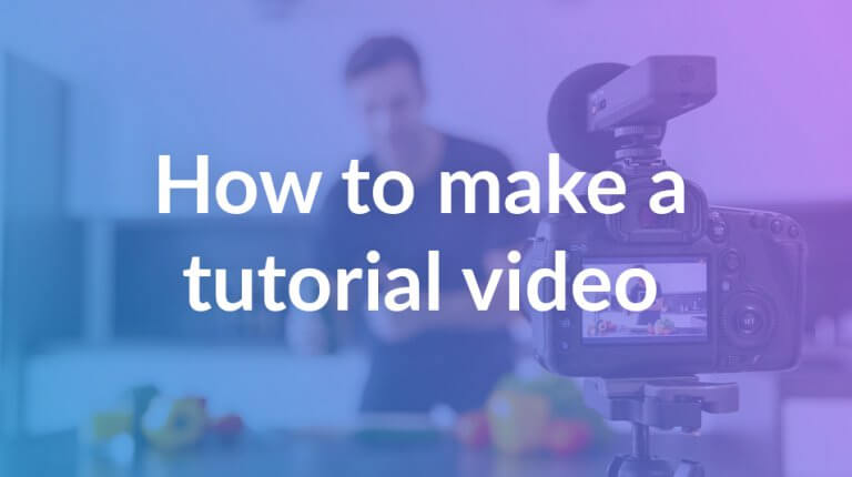 """Permalink to: """"How to make a tutorial video"""""""