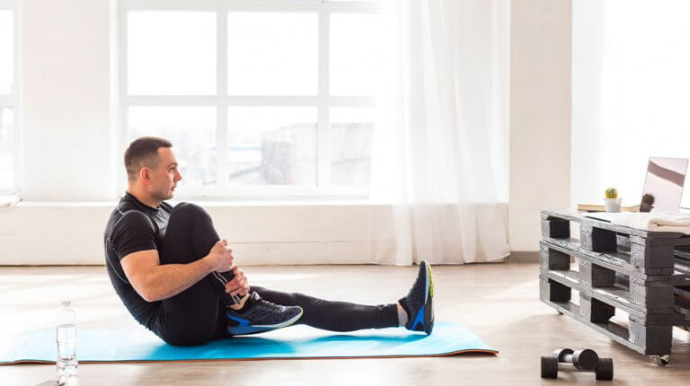 """Permalink to: """"Personal training turns to video in the age of social distancing"""""""