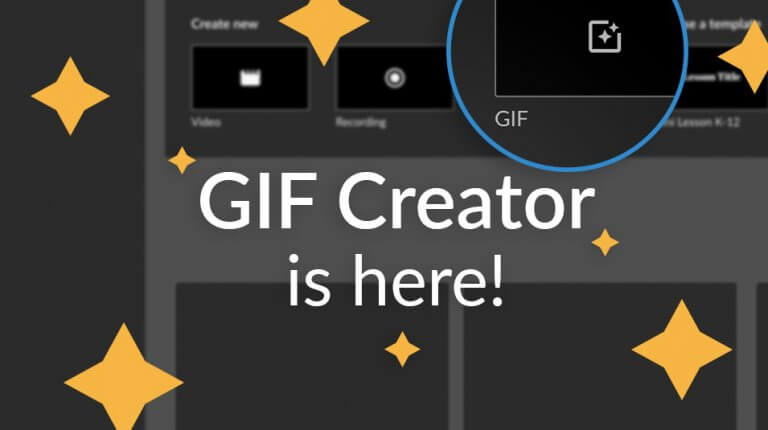 "Permalink to: ""Product update: GIF creator is here! Plus, more!"""