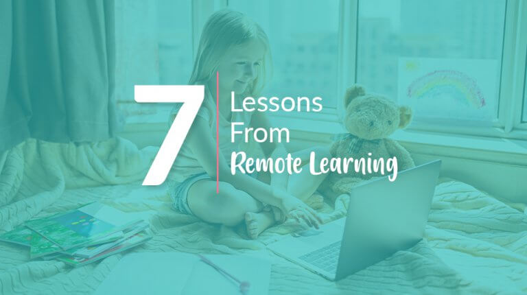 "Permalink to: ""Seven things I've learned from remote learning"""