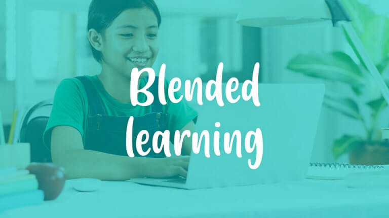 "Permalink to: ""What is blended learning? A guide to how it works and what it is"""