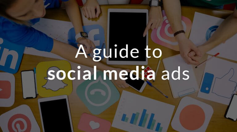 """Permalink to: """"The comprehensive guide to social media ads"""""""