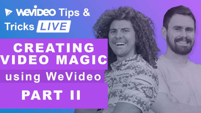 """Permalink to: """"How to create video magic, part 2"""""""
