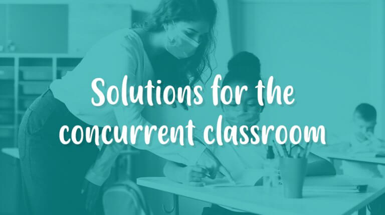 """Permalink to: """"Solutions for the concurrent classroom"""""""