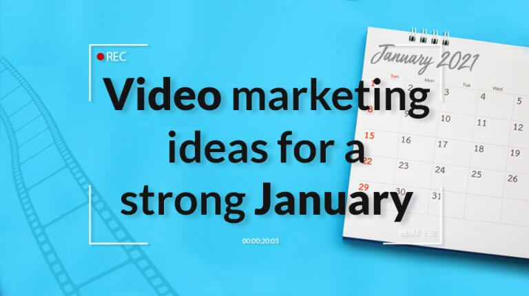 """Permalink to: """"Video marketing ideas to start the new year strong"""""""