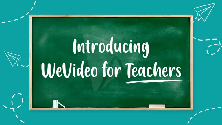 """Permalink to: """"Introducing WeVideo for Teachers"""""""